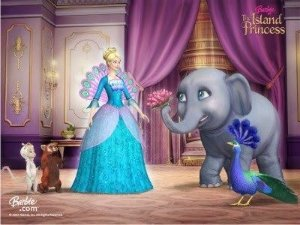 Barbie Princesa da Ilha 04