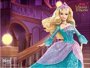 Barbie Princesa da Ilha 05