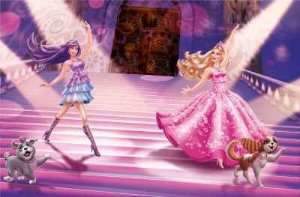 Barbie Princesa Pop Star 06