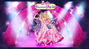 Barbie Princesa Pop Star 11