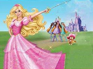 Barbie Três Mosqueteiras 02