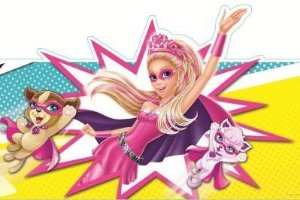 Barbie Super Princesa 03