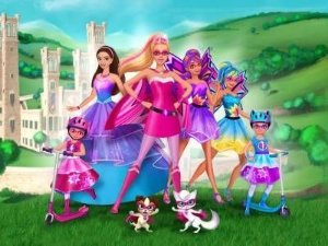 Barbie Super Princesa 10