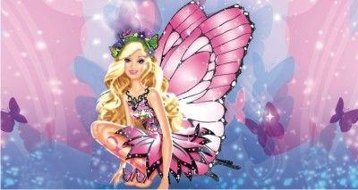 Barbie Butterfly 01
