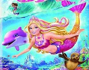 Barbie vida de Sereia 2 - 01