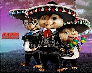 Alvin e os Esquilos 06