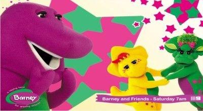 Barney 07