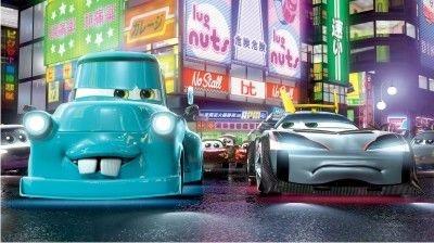 Carros 2 Disney - 01