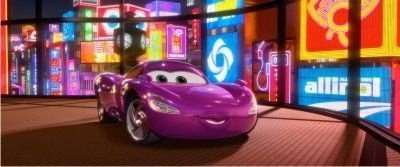 Carros 2 Disney - 07