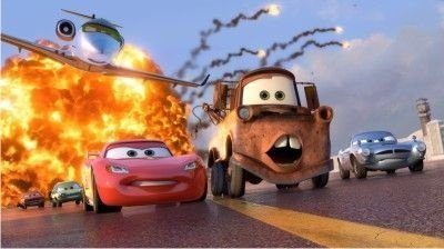 Carros 2 Disney - 10