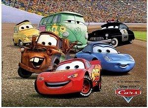 Carros Disney 01