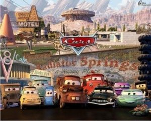 Carros Disney 05