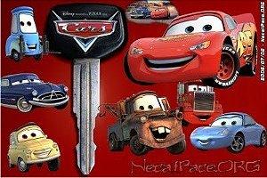 Carros Disney 09