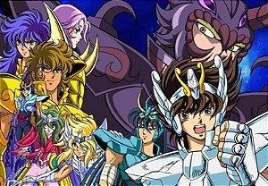 Cavaleiros do Zodíaco 04