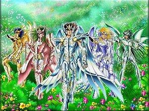 Cavaleiros do Zodíaco 07