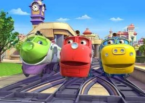 Chuggington 01
