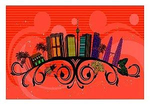 Cidade Colorida 01