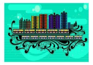 Cidade Colorida 24