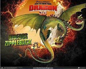 Como treinar seu Dragão 01