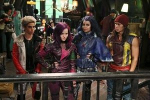 Descendentes Disney 01