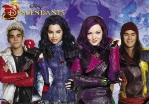 Descendentes Disney 02