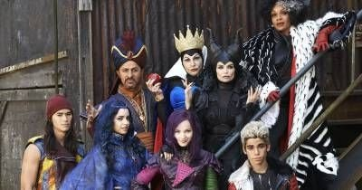 Descendentes Disney 03