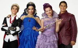 Descendentes Disney 04