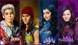 Descendentes Disney 05