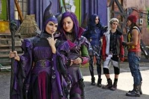 Descendentes Disney 08