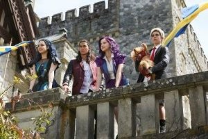 Descendentes Disney 09