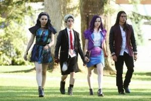 Descendentes Disney 10