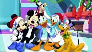 Turma do Mickey Natal 01