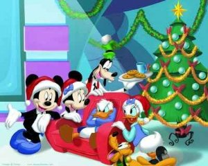 Turma do Mickey Natal 02
