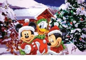Turma do Mickey Natal 09