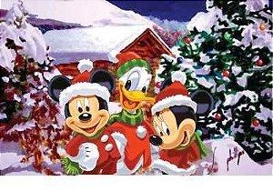 Turma do Mickey Natal 09