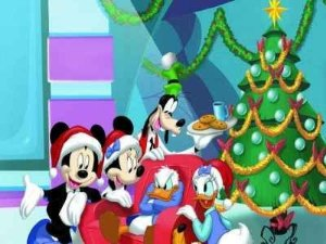 Turma do Mickey Natal 10