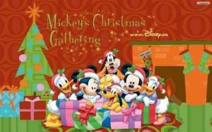 Turma do Mickey Natal 11