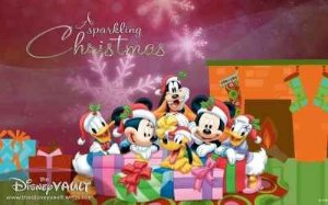Turma do Mickey Natal 12