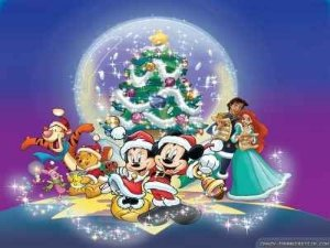 Turma do Mickey Natal 13