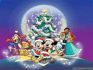 Turma do Mickey Natal 13