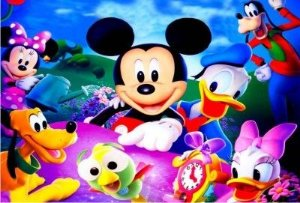 Turma do Mickey 03