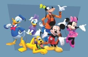Turma do Mickey 04