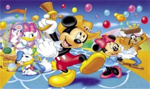 Turma do Mickey 06