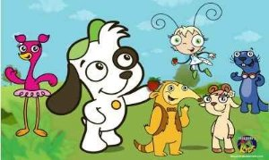Doki e seus amigos 07