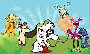 Doki e seus amigos 08