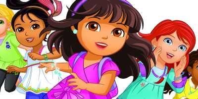 Dora & Friends 01