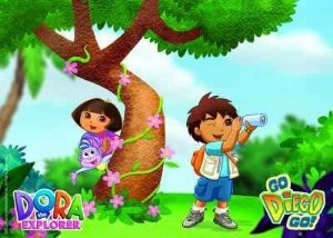 Dora a Aventureira 23