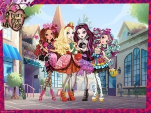 Ever After High 01