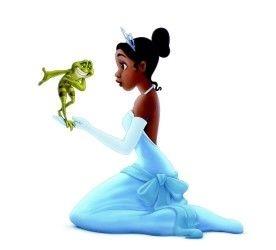 A Princesa e o Sapo 06 - Display