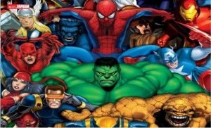 Marvel 15